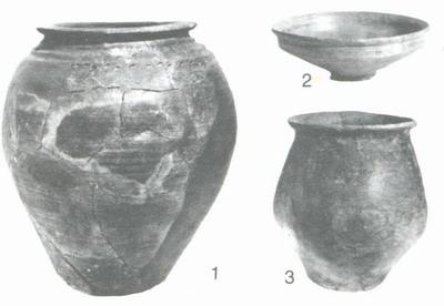 keramika datovania archeológie