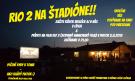 Letné kino pod hviezdami - RIO 2 - 3.8.2018 1