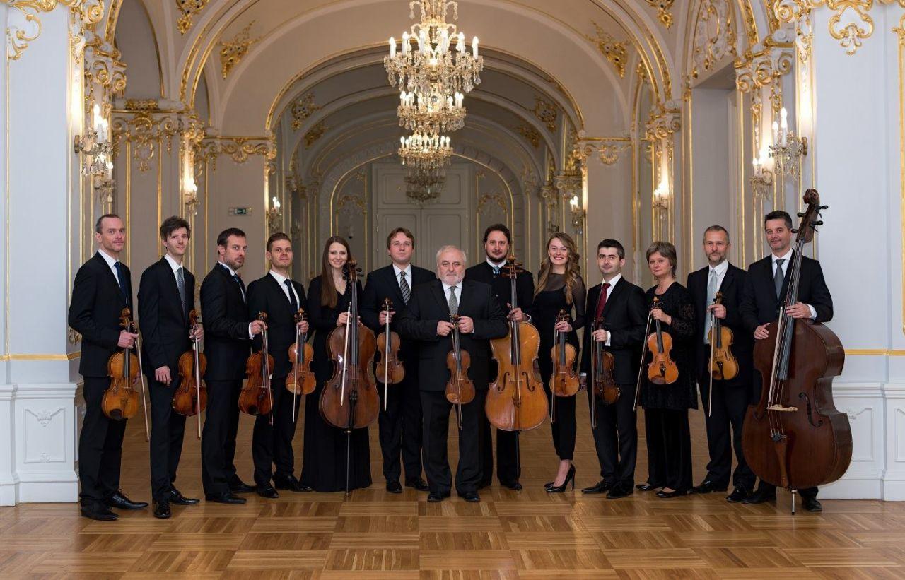 Otvárací koncert XXXIV. Cíferskej hudobnej jari - Slovenský komorný orchester - 14.4.2019 1