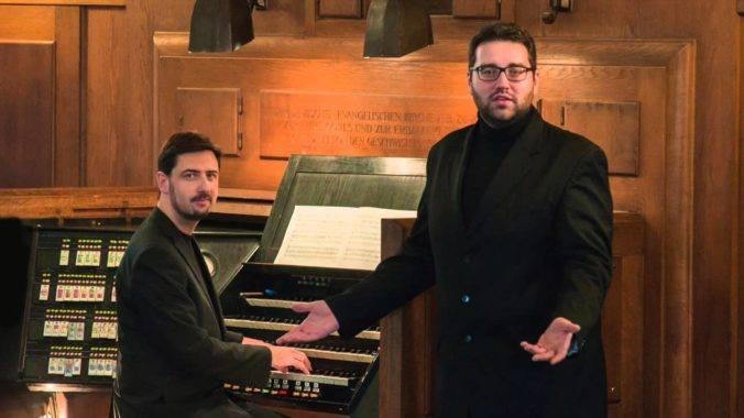 Organový koncert (Cíferská hudobná jar) - 28.4.2019 1