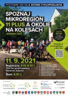 Spoznaj Mikroregión 11 PLUS a okolie na kolesách - jesenná časť 1